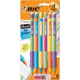 Matic Grip Mechanical Pencils, .9mm, 5/pkg
