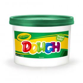 Dough, Green, 3 Pound Bucket