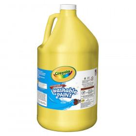 Washable Paint Gallon Yellow