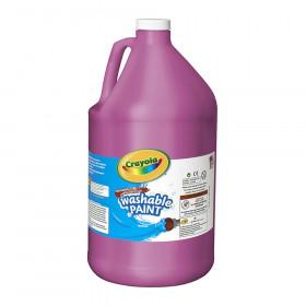 Washable Paint, Magenta, Gallon