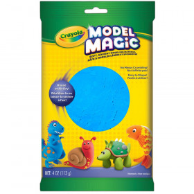Model Magic Modeling Compound, Blue, 4 oz.