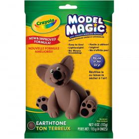Model Magic 4 Oz Earth Tone