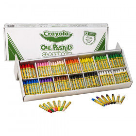 Oil Pastels Classpack, Pack of 336