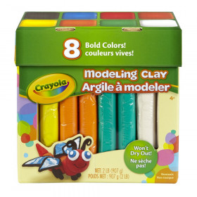 Modeling Clay 2 Lb Jumbo Assortment