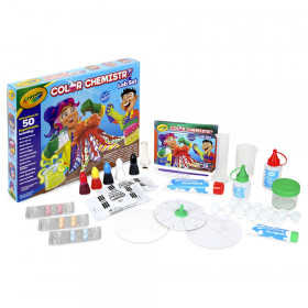 Color Chemistry Lab Set
