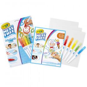 Color Wonder Mess Free Paintbrush Pens & Paper