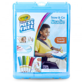 Color Wonder Mess Free Stow & Go Studio Travel Kit