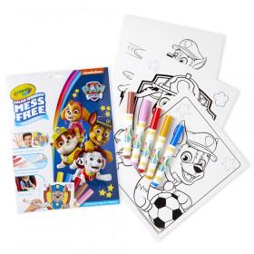 Color Wonder Mess Free Coloring Pad & Markers, Paw Patrol