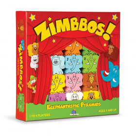 Zimbbos Counting Stacking Game for Kids