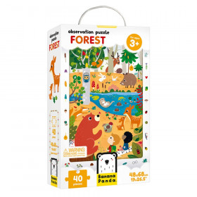 Observation Puzzle Forest