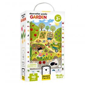 Observation Puzzle Garden