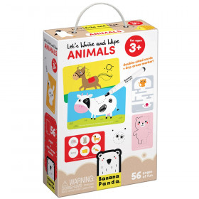Let's Write and Wipe Animals