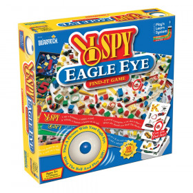 I Spy Eagle Eye Find-It Game
