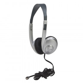 Multimedia Stereo Headphone, Silver