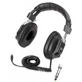 Switchable Stereo/Mono Headphones