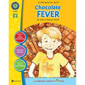 Chocolate Fever Lit Kit Gr 3-4