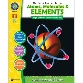 Atoms, Molecules & Elements Gr. 5-8