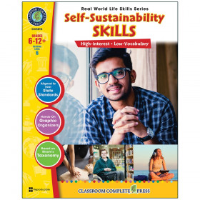 Read World Life Skills: Self-Sustainability Skills