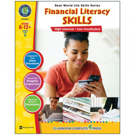 Read World Life Skills: Financial Literacy Skills