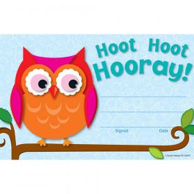 Hoot Hoot Hooray! Recognition Awards