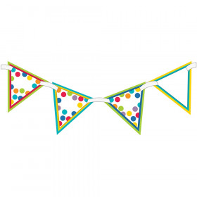 Color Me Bright Bunting