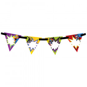 Super Power Bunting