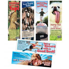 Guinness World Records Bookmarks 30Pk