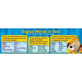 Signal Words Bookmarks