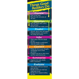 Things Good Readers Do Bookmarks