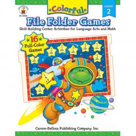 Colorful File Folder Games Gr 2