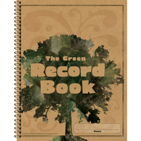The Green Record Book Paperback