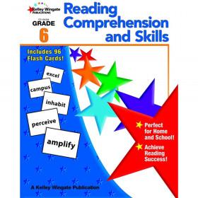 Reading Comprehension And Skills Gr 6