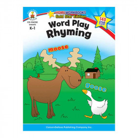 Word Play: Rhyming, Grades K - 1