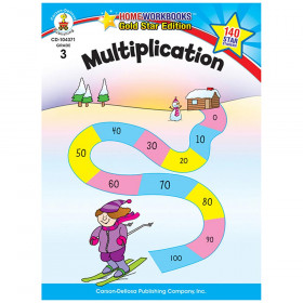 Multiplication, Grade 3