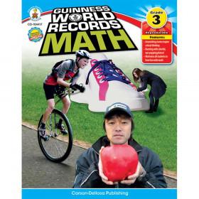 Guinness World Records Math Gr 3