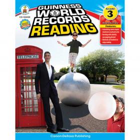 Guinness World Records Reading Gr 3