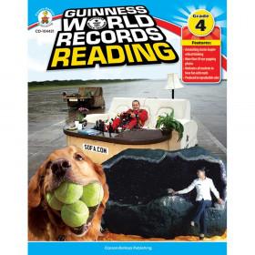 Guinness World Records Reading Gr 4