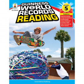 Guinness World Records Reading Gr 5