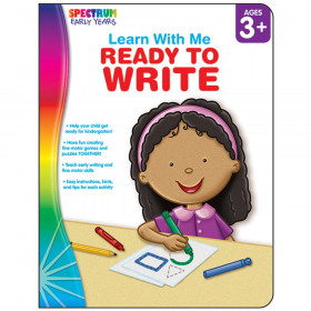Ready to Write, Ages 3 - 6