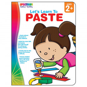 Lets Learn to Paste, Ages 2 - 5