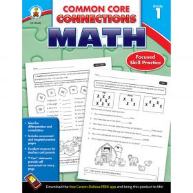 Common Core Connections Math, Grade 1