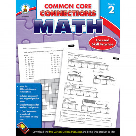 Common Core Connections Math, Grade 2