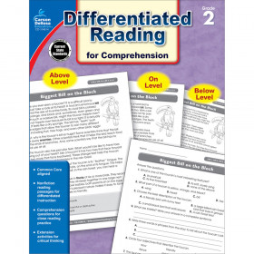 Differentiated Reading for Comprehension, Grade 2