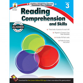 Reading Comprehension and Skills, Grade 3
