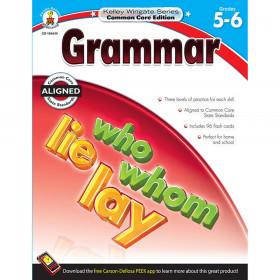Grammar, Grades 5 - 6