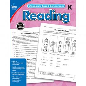 Standards-Based Connections: Reading Workbook, Grade K