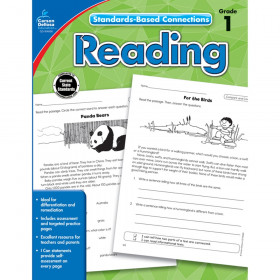 Standards-Based Connections: Reading Workbook, Grade 1
