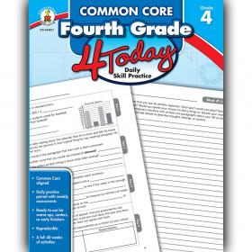 Common Core Fourth Grade 4 Today