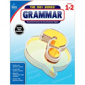 The 100+ Series Grammar Workbook, Grade 1-2