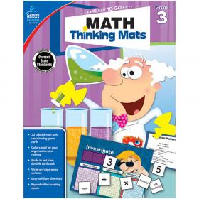 Math Thinking Mats, Grade 3